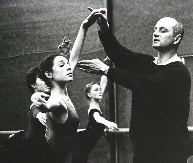 NDT Ivan Kramar met Mirella Simoncini