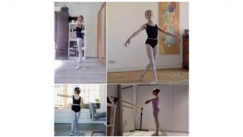 Virtuele Ballet Training